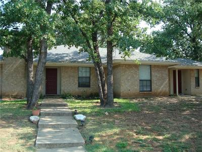 North Richland Hills Multi Family Home For Sale: 7013 Overton Park