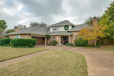Plano Single Family Home For Sale: 1900 Glenwick Drive