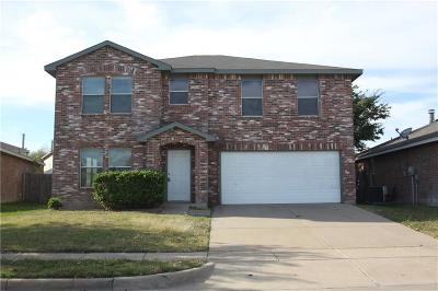 Fort Worth Single Family Home For Sale: 8712 Polo Drive