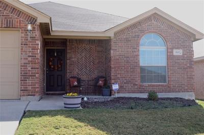 White Settlement Single Family Home Active Option Contract: 9317 Jason Court