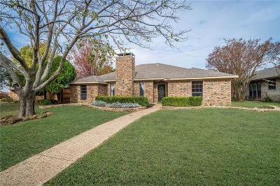 Allen Single Family Home For Sale: 703 Green Brook Drive