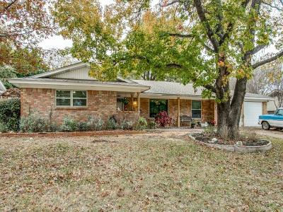 Hurst Single Family Home For Sale: 1417 Foothill Drive