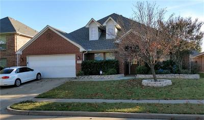 Grand Prairie Single Family Home For Sale: 1019 Badbury Lane