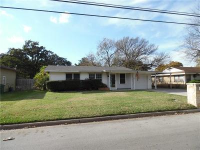 Bedford, Euless, Hurst Single Family Home For Sale: 229 Hurstview Drive