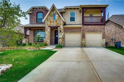 Little Elm Single Family Home For Sale: 2621 Annamarie Drive