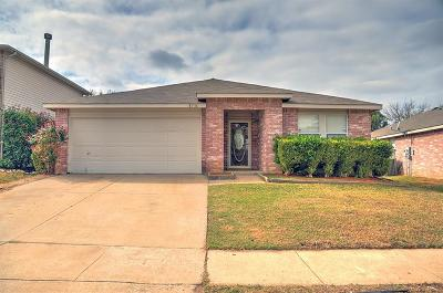Fort Worth Single Family Home For Sale: 8716 Stonebriar Lane