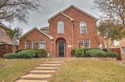 Frisco Single Family Home For Sale: 15610 Forest Creek Drive
