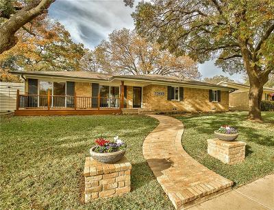Dallas Single Family Home For Sale: 13445 Spring Grove Avenue
