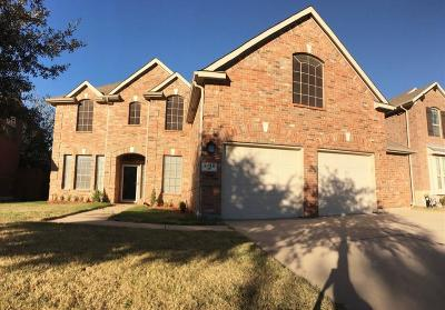 Fort Worth TX Single Family Home For Sale: $304,999