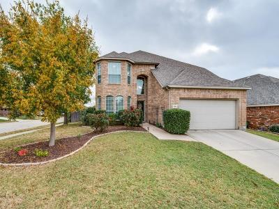 McKinney Single Family Home Active Option Contract: 2501 Monroe Drive