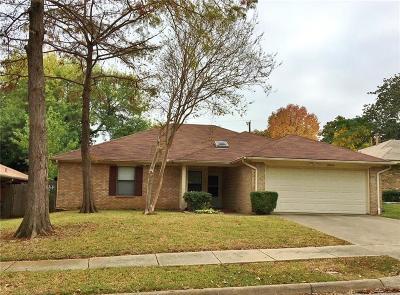 Irving Single Family Home For Sale: 3856 Double Oak Lane