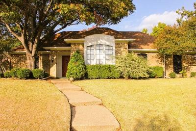 Plano Single Family Home For Sale: 4309 Country Club Drive