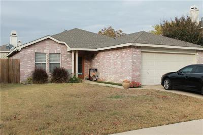 Arlington TX Single Family Home For Sale: $155,000