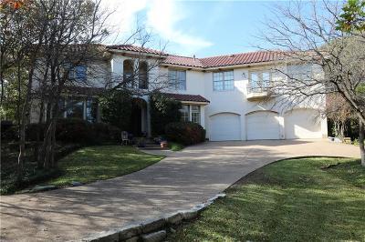 Arlington Single Family Home Active Option Contract: 2111 N Fielder Road