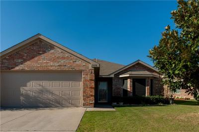 Fort Worth Single Family Home For Sale: 2808 Wakecrest Drive