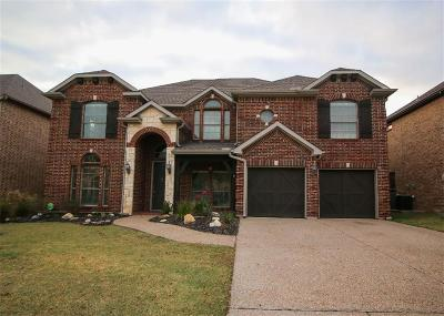 Fort Worth Single Family Home For Sale: 12273 Fairway Meadows Drive