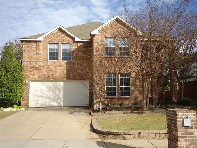 Fort Worth Single Family Home For Sale: 16268 Red River Lane