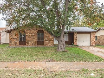Garland Residential Lease For Lease: 2629 Mill Pond Road