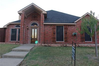 Rowlett Single Family Home For Sale: 8901 Pheasant Run Drive