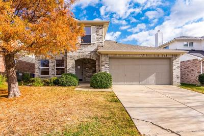 Little Elm Single Family Home For Sale: 2405 Graystone Drive