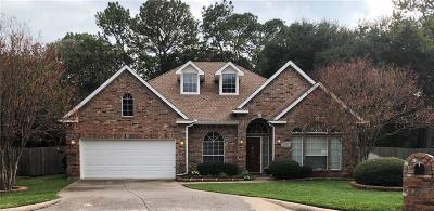 Arlington TX Single Family Home For Sale: $297,900