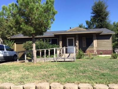 Irving Single Family Home For Sale: 1722 English Street