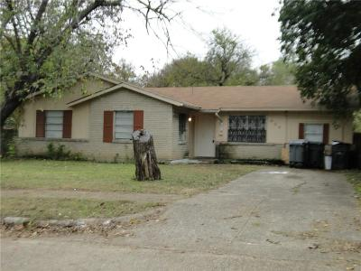 Dallas Single Family Home For Sale: 426 Glencairn Drive