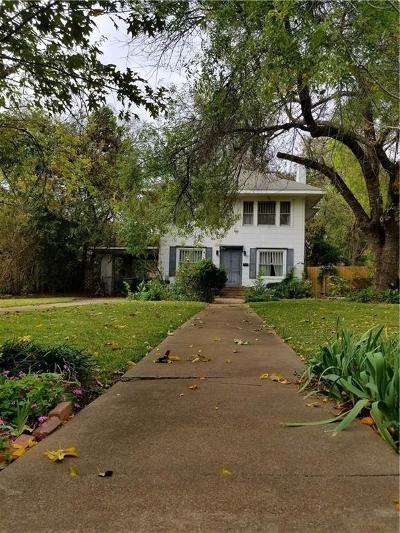 Dallas Single Family Home For Sale: 211 N Rosemont Avenue