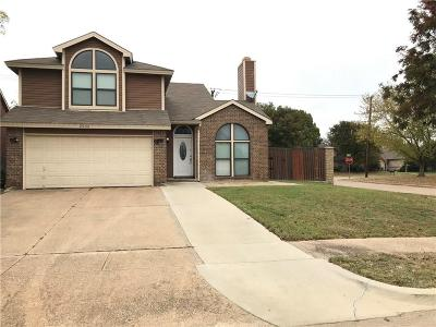 Grand Prairie Single Family Home For Sale: 2902 Andante Drive