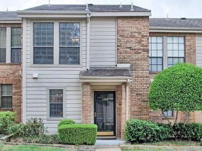 Farmers Branch  Residential Lease For Lease: 3635 Garden Brook Drive #103