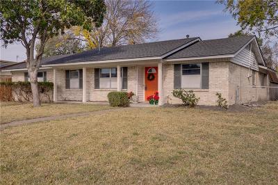 Mesquite Single Family Home For Sale: 2214 Bamboo Street
