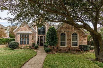 Southlake Single Family Home For Sale: 519 Northwood Trail