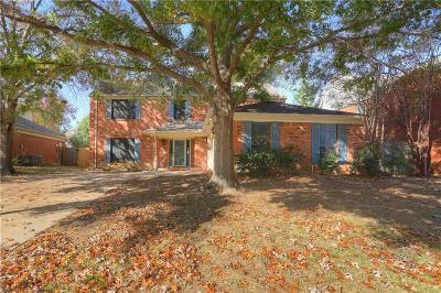 Mansfield Single Family Home For Sale: 1525 Stratford Drive