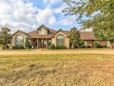 Forney Single Family Home For Sale: 10494 E Clover Lane