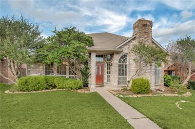 Allen Single Family Home For Sale: 607 Willow Oak Drive