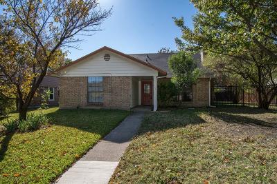 Plano Single Family Home For Sale: 704 Tumbleweed Drive