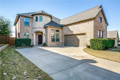 Fort Worth Single Family Home For Sale: 12821 Travers Trail
