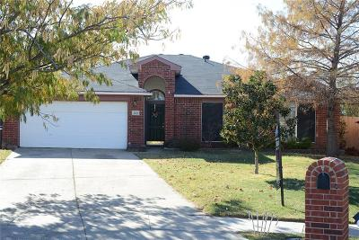 Little Elm Single Family Home Active Option Contract: 301 Port O Conner Drive