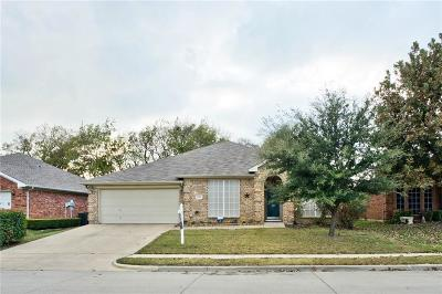 Fort Worth Single Family Home For Sale: 5713 Crowder Drive
