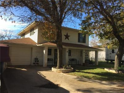 Granbury Single Family Home For Sale: 1116 Laguna Vista Drive