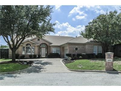 Arlington Single Family Home For Sale: 4804 Sangre Court