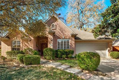 McKinney Single Family Home For Sale: 906 Lake Point Circle