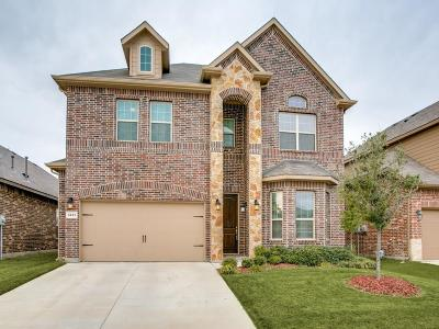 Fort Worth Single Family Home For Sale: 3433 Glass Mountain Trail