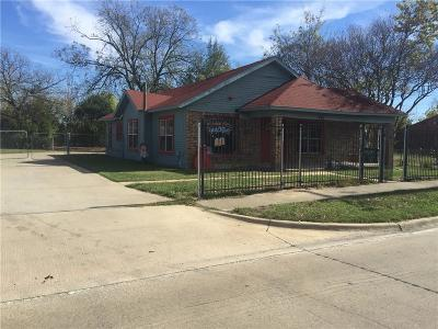 Terrell Commercial For Sale: 405 S Rockwall Avenue