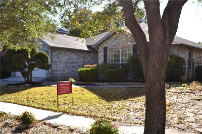 Single Family Home For Sale: 5358 Crescent Lake Drive