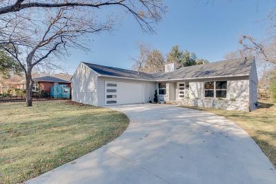 Dallas Single Family Home For Sale: 6411 Danbury Lane