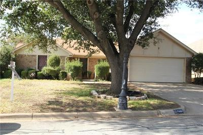 Fort Worth Single Family Home For Sale: 7920 Gladewater Drive