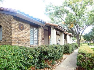 Dallas Condo For Sale: 14151 Montfort Drive #206