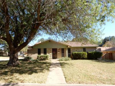 Benbrook Single Family Home For Sale: 4201 Westerly Road