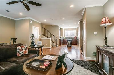 Dallas, Fort Worth Townhouse For Sale: 1514 Hope Street